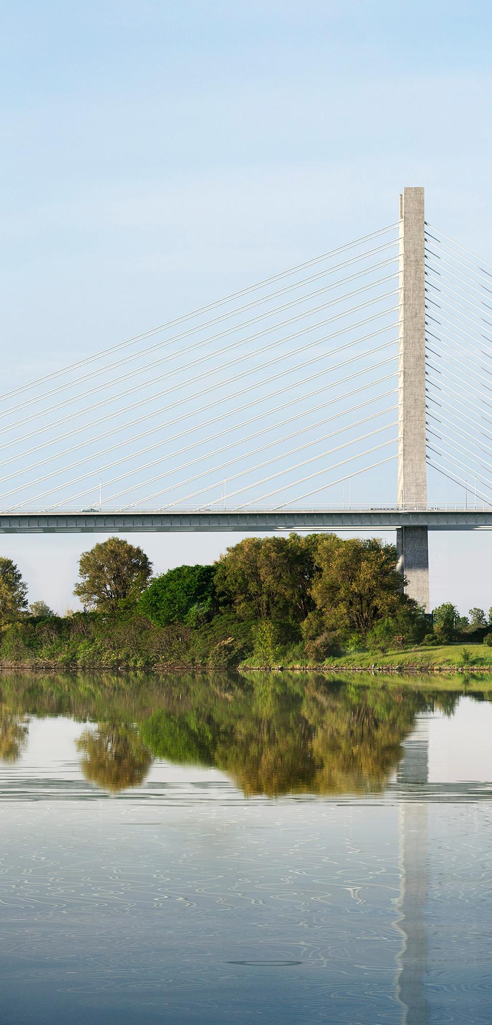 La protection de l'environnement lors de la construction du nouveau pont Champlain