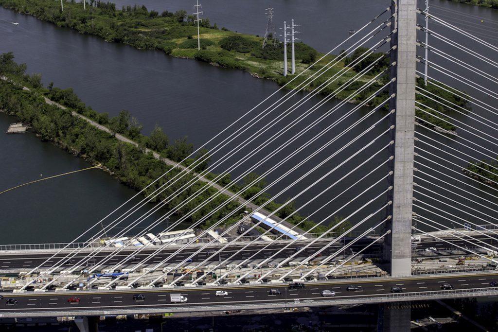 Pont à haubans – Été 2019